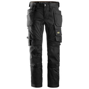 6241 AllroundWork, Stretch Trousers Holster Pockets Thumbnail