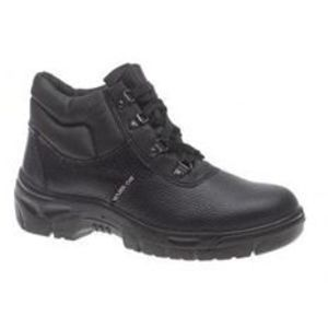 0118MMB6 Warrior Black Chukka Boot Thumbnail