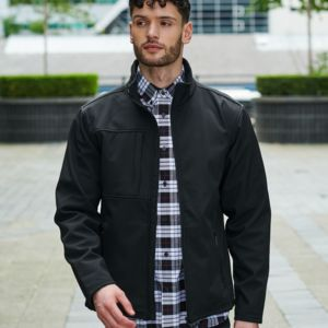 Regatta Octagon II Mens Softshell (RG194) Thumbnail