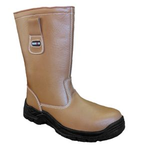 Warrior Warm Lined Rigger Boots Thumbnail