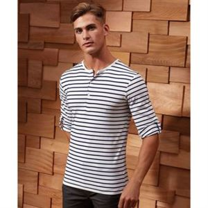 Long John roll-sleeve tee Thumbnail