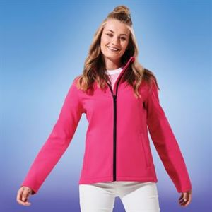 Women's Ablaze printable softshell Thumbnail