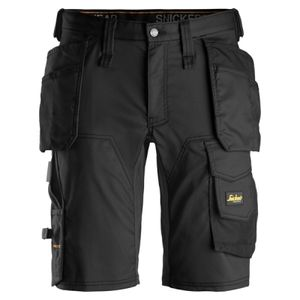 AllroundWork, Stretch Shorts Holster Pockets Thumbnail
